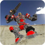 Royal Robots Battleground – VER. 1.0 Infinite (Money – Gems) MOD APK
