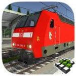 Euro Train Simulator 2 – VER. 1.0.5.6 All Unlocked MOD APK