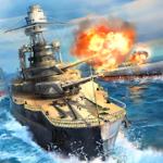Warships Universe Naval Battle – VER. 0.6.5 Unlimited (Cash – Diamond) MOD APK