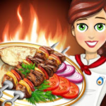 Kebab World – Cooking Game Chef – VER. 1.5 Unlimited Money MOD APK