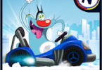 Oggy Super Speed Racing (The Official Game) (Unlimited Coins - All Unlocked) MOD APK