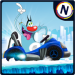 Oggy Super Speed Racing (The Official Game) – VER. 1.11 (Unlimited Coins – All Unlocked) MOD APK