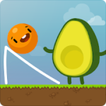 Where's My Avocado? Draw lines – VER. 1.1.7 Unlimited Coins MOD APK