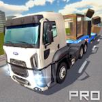 Truck Driver Simulator Pro – VER. 1.07 All Unlocked MOD APK