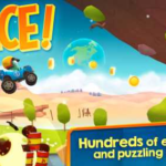 Big Bang Racing 3.7.2 Apk + Mod Money android Free Download