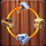 Crafting Kingdom – VER. 1.19.213 Infinite Golds MOD APK