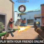 Crime Revolt – Online Shooter 2.04 Full Apk + Mod Cartridges + Data android Free Download