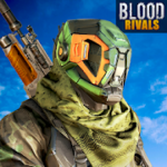 Blood Rivals: Survival Battleground Shooting Games – VER. 1.7 Unlimited (Cash – Diamonds) MOD APK