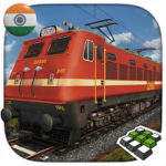Indian Train Simulator – VER. 3.4.7.6 All Unlocked MOD APK
