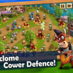 Cower Defense 0.9.1 Apk + Mod android Free Download