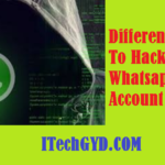 Different Ways To Hack WhatsApp Account 2019 Free Download
