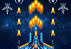 Galaxy sky shooting Unlimited (Coins - Jewels - All Unlocked) MOD APK