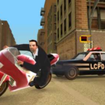GTA Liberty City Stories 2.3 Apk + Mod(Sprint/Money) + Data Free Download