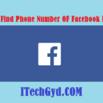 How To Find & Download The Phone Number OF Facebook Friends 2019 Free Download