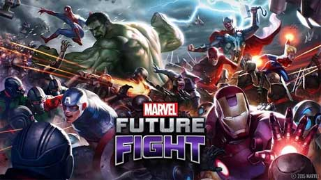 marvel future fight android apk data