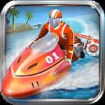 Powerboat Racing 3D – VER. 1.6 Unlimited Gold MOD APK