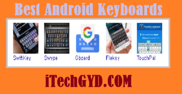 Top 10 Best Android Keyboards 2019