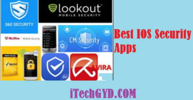 Best IOS Security Apps