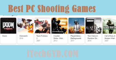 Best PC Shooting Games