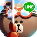LINE BROWN STORIES – VER. 1.0.1 (High Damage – Insta Win) MOD APK