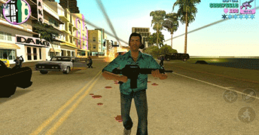 Grand Theft Auto Vice City Apk full + Data + MOD 1.09