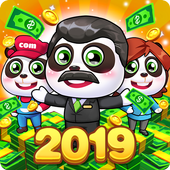 Idle Panda Tycoon Unlimited Coins MOD APK