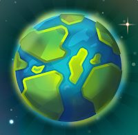 Idle Planet Miner Free Shopping MOD APK