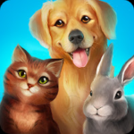 Pet World – My animal shelter – VER. 5.1 (Unlimited Stars/Full Unlocked) MOD APK