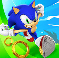 Sonic Dash Unlimited (Rings - Red Star Rings) MOD APK