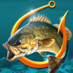 Fishing Hook Bass Tournament – VER. 1.2.8 Unlimited (Money – Diamond) MOD APK