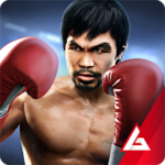 Real Boxing Manny Pacquiao – VER. 1.1.1 (Unlimited Money – Vip) MOD APK