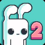 Yeah Bunny 2 – pixel retro arcade platformer – VER. 0.3.6 Unlimited (Coins – Carrots) MOD APK