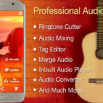 Audio MP3 Cutter Mix Converter and Ringtone Maker 1.76 Apk for android Free Download