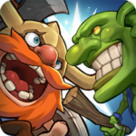 Castle Burn – RTS Revolution – VER. 1.4.4 (No Skill CD) MOD APK