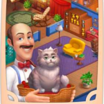 Homescapes 2.5.0.900 Apk + Mod Coins , Lives android Free Download