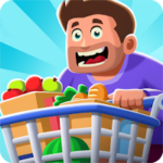 Idle Supermarket Tycoon – VER. 1.1 Unlimited Money MOD APK