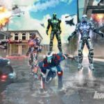 Iron Avenger – No Limits 1.63 Apk + Mod Money for android Free Download