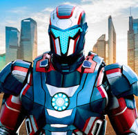 Iron Avenger - No Limits Unlimited Money MOD APK