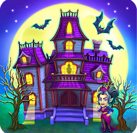 Monster Farm: Happy Ghost Village & Witch Mansion Unlimited (Gems - Money) MOD APK