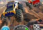 Racing Xtreme 2: Top Monster Truck & Offroad Fun Unlimited Money MOD APK