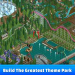 RollerCoaster Tycoon Classic 1.0.0.1903060 Apk + Mod (a lot of money/Unlocked) + Data for android Free Download