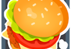 Burger Flipper - Fun Cooking Games For Free Unlimited Coins MOD APK