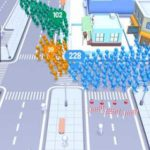 Crowd City 1.2.11 Apk + Mod (Unlocked) android Free Download