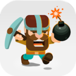 Dig Bombers: PvP multiplayer Battle Royale – VER. 3.4.5 Unlimited (Gold – Unlocked) MOD APK