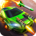 Road Legends – Car Racing Shooting Games For Free – VER. 3.0 Unlimited (Gems – Coins) MOD APK