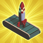 Rocket Valley Tycoon – Idle Resource Manager Game – VER. 1.0f Infinite Gold MOD APK