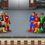 Super City (Superhero Sim) 1.180 Apk + Mod (Full/Unlocked) android Free Download