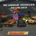 Crash Drive 2 car simulator 2.54 Apk + Mod for android Free Download