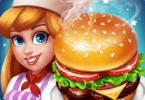 Burger Master Unlimited (Coins - Diamonds) MOD APK