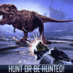 DINO HUNTER DEADLY SHORES 3.5.9 APK + MOD Android Free Download